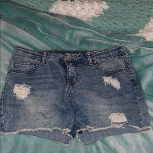 cat and jack jean shorts